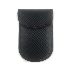 ANTI - TRACKING/RF, EMF BLOCKER POUCH CARBON FIBRE PHONE fob SHIELD POUCH $19.90 ech