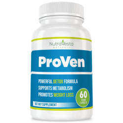 Powerful Detox Formula Support Metabolism and Weight Loss