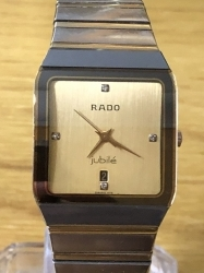 100% RADO JUBLIE Ref.129.0266.3 all original from RADO factory.