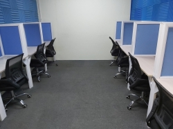 Free Daily Professional Cleaner- BPO Office for Rent in Mandaue City
