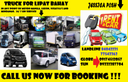 JESSICA POSH TRUCK AND CAR RENTAL SERVICES